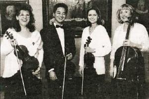 Reykjavíkurkvartettinn 1997 (2)