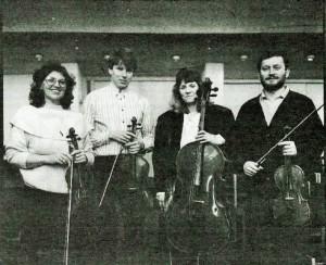 Reykjavíkurkvartettinn [2] 1991