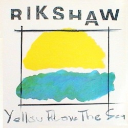 Rikshaw - Yellow above the sea (2)