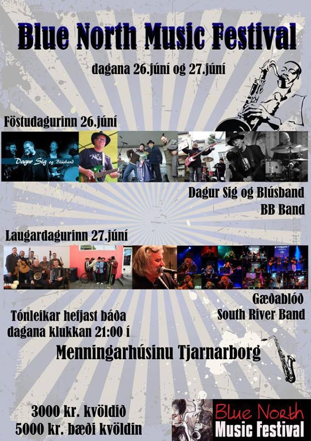 Blue north music festival 2015