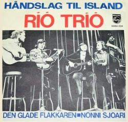 Ríó tríó - Håndslag til Island
