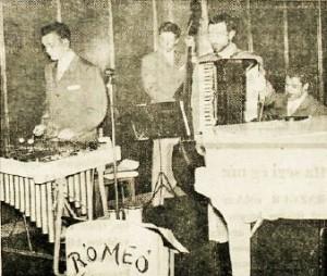 Rómeó kvartettinn