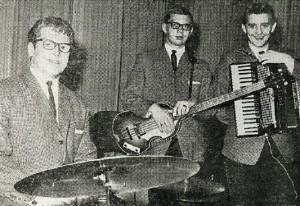 Rondó tríóið 1964