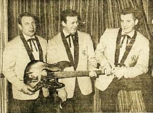Rondó tríóið 1967