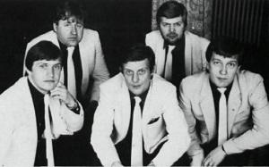 Dansbandið[1] 1986