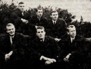 Drekar 1964