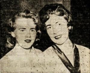 Leiksystur 1957