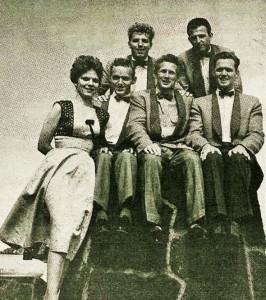 Hljómsveit Karls Jónatanssonar1958