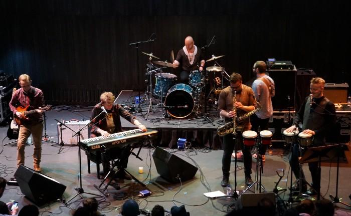 Jack Magnet quintet