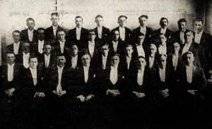 Karlakór Ísafjarðar 1934a