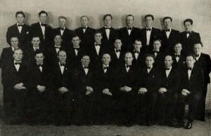 Karlakór Mývatnssveitar 1948