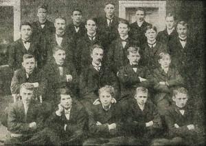 Karlakór ungmennafélags Reykjavíkur