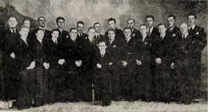 Karlakór Vestmannaeyja 1942