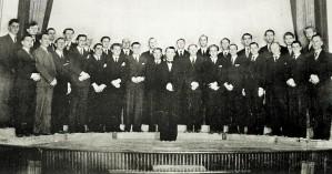 Karlakór Vestmannaeyja 1947