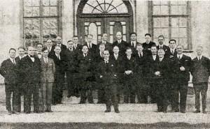 Karlakórinn Bragi 1945