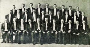 Karlakórinn Vísir 1944