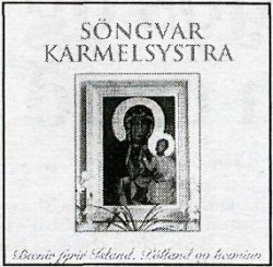 Karmelsystur - Söngvar Karmelsystra