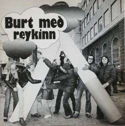 Burt með reykinn - ýmsir