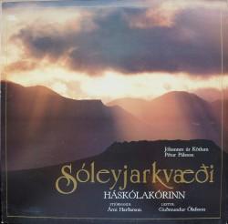 Háskólakórinn - Sóleyjarkvæði