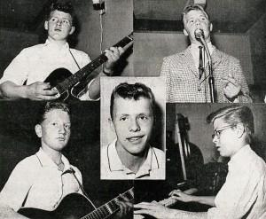 Junior kvartett 1960