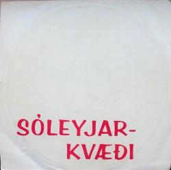 Sóleyjarkvæði - ýmsir 1967