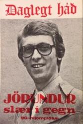 Jörundur Guðmundsson - Slær í gegn [snælda]