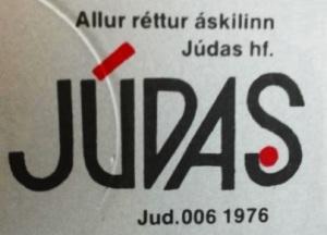 Júdas logo