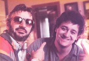 Júlíus Agnarsson og Ringo