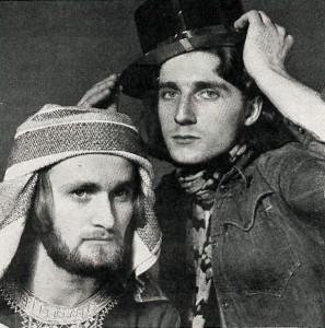 Magnús og Jóhann 1972