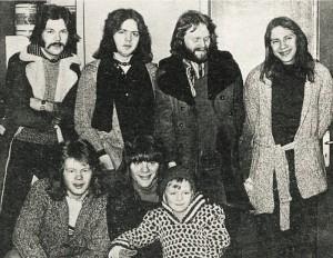 Paradís í lok árs 1975