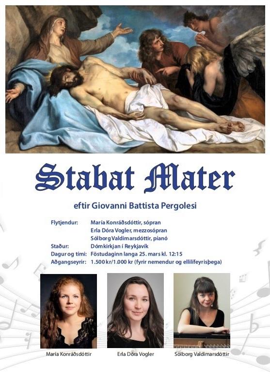 Stabat mater páskar 2016