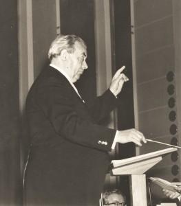 Páll Ísólfsson 1963