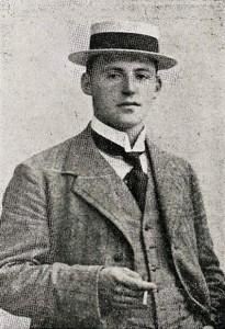 Pétur Á. Jónsson 1908