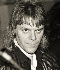 Pétur Kristjánsson 1986