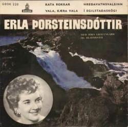 Erla Þorsteins - Kata rokkar ofl.