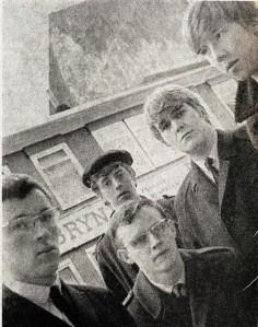 Pónik og Einar 1968