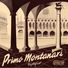 Primo Montanari - Primo Montanari syngur
