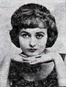 Helena Eyjólfsdóttir 1962