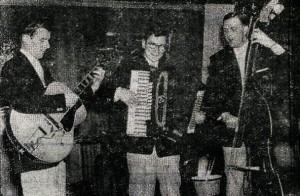 Neó tríóið 1957
