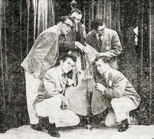 Neó tríóið 1959