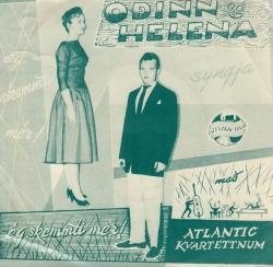 odinn-og-helena-atlantic-kvartettinn-eg-skemmti-mer-ofl